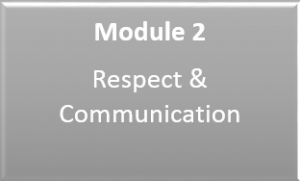 Link to Module 2: Respect and Communication