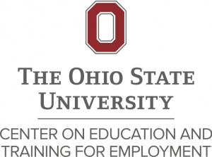 Center on Education and Training for Employment at The Ohio State University logo