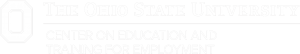 Logo of CETE - Center on Education and Training for Employment at The Ohio State University