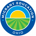 Ohio seal for Migrant Education