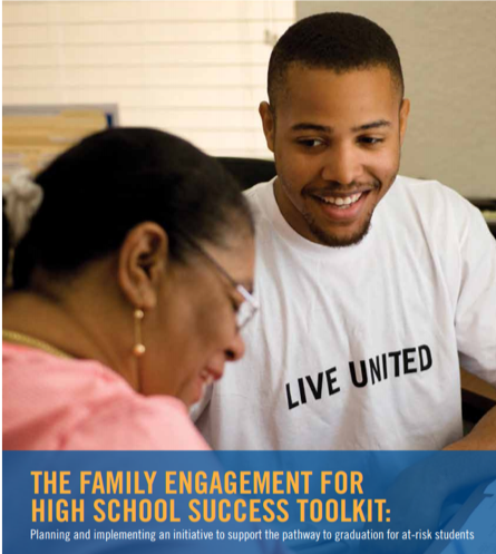 Cover of The Family Engagement for High School Success Toolkit
