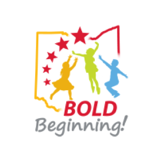 Bold Beginning! logo