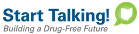 Start Talking! Building a Drug-Free Future logo