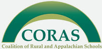 CORAS Coalition of Rural and Appalachian Schools logo