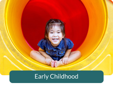 Button link to resources for Early Childhood
