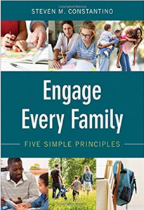 Cover of Engage Every Family book