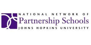 National network of partnership schools logo