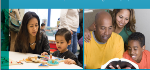 Front page of toolkit for schools working with underrepresented families