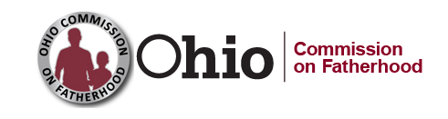Ohio Fatherhood Commission logo.
