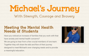 Ohio Family Story: Michael's Story with Strength, Courage, and Bravery