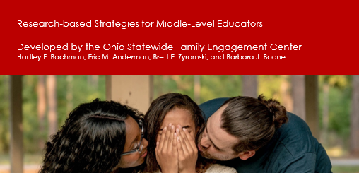 Middle School Transition Research Brief by OSU