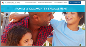 Family Engagement as a Critical Practice for Anti-bias Education: Training for Schools from Tolerance.org