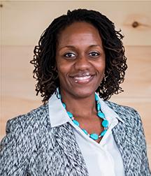 Headshot: Dr. Kenyona Walker