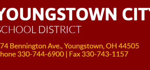 Youngstown City School District logo