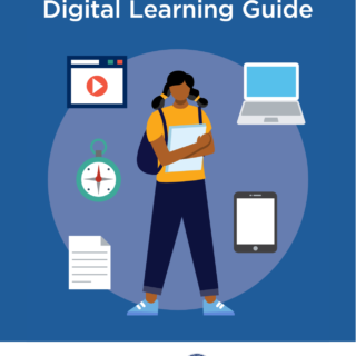 Cover of Parent and Family Digital Learning Guide