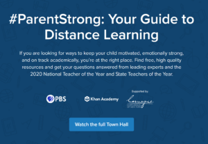 Parent Guide to Distance Learning