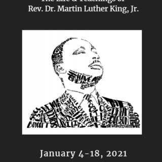 Shaker Heights Beloved Community. The Life & Teachings of Rev. Dr. Martin Luther King, Jr. January 4-18, 2021. A 14 day learning guide for students & families of all ages.
