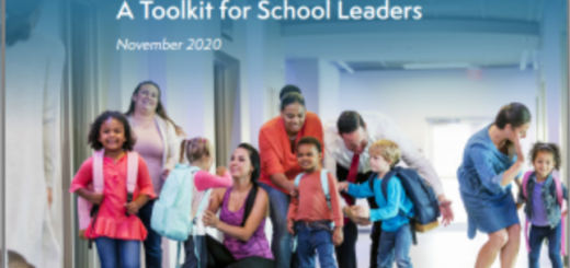 Cover of Planning for Family Engagement in the Charter School Life Cycle: A Toolkit for School Leaders November 2020. National Charter School Resource Center.