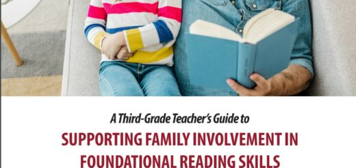 Cover of A Third-Grade Teacher's Guide to Supporting Family Involvement in Foundational Reading Skills