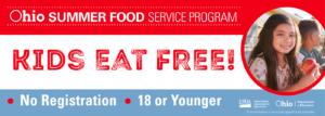 Ohio Summer Food Service Program logo