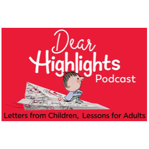Dear Highlights Podcast Logo