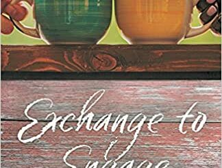 """Cover of Book """"Exchange to Engage"""" by Rachel Kimbrow"""