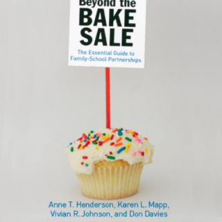 Beyond the Bake Sale Book Cover
