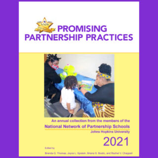Cover of Promising Partnership Practices Guide 2021